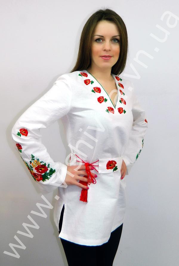 Блузка Вишита Бісером В Челябинске